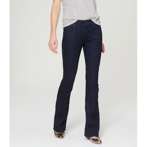 LOFT FLARE JEANS